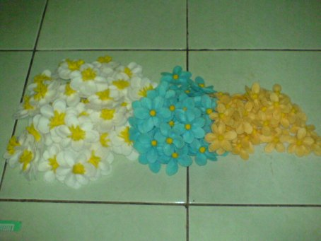 Tutorial Membuat Korsase Flanel ala Novi | sunflower