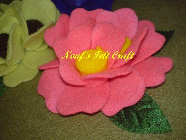 Artikel tentang Bunga Flanel Mudah hanya ada di cahousekeeping.com